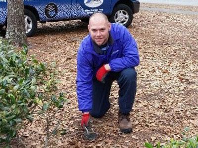 JR Sanders | Island Pest Control Technician
