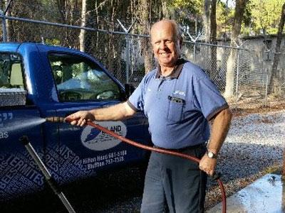 Paul Michaud | Island Pest Control Annual Pest Control Specialist